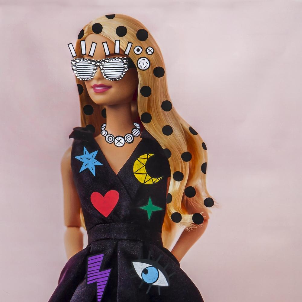 barbie & swarovski