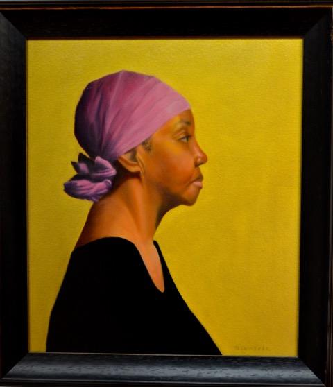 Portrait of Emma By Harry Gamarda