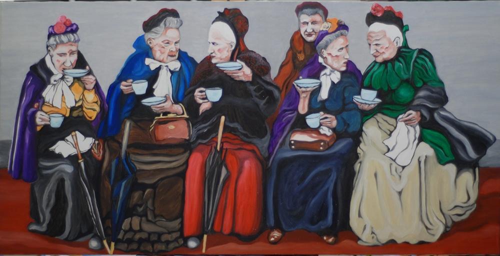Tea Grannies