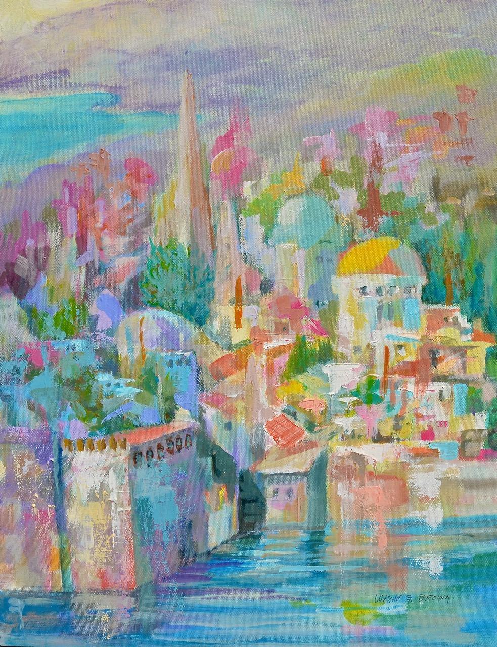 A Greek Town