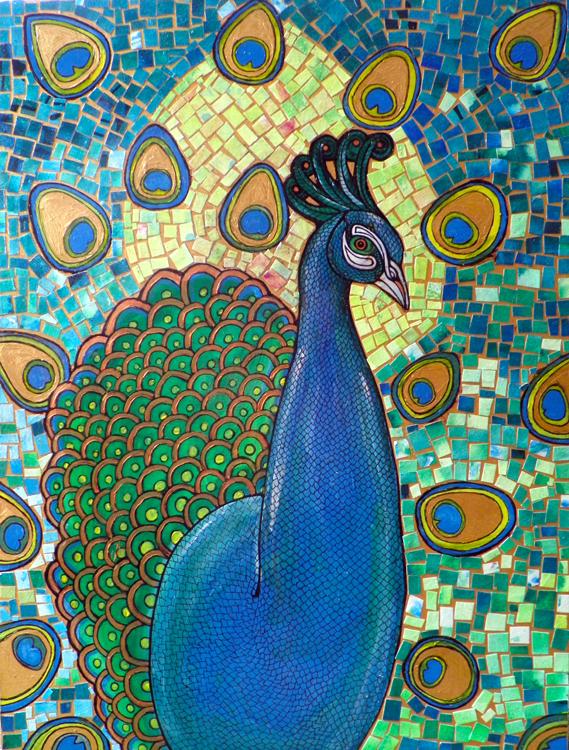 Regalia (The Peacock)