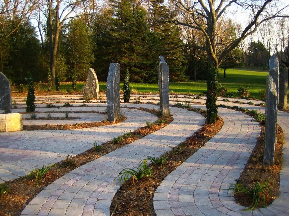 Stone Garden Labyrinth, Brantford