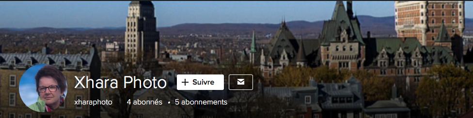 capture écran du site