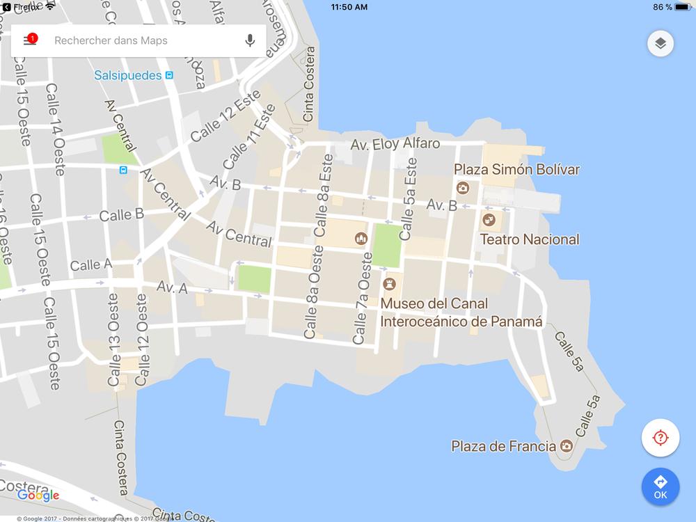 Source maps google
