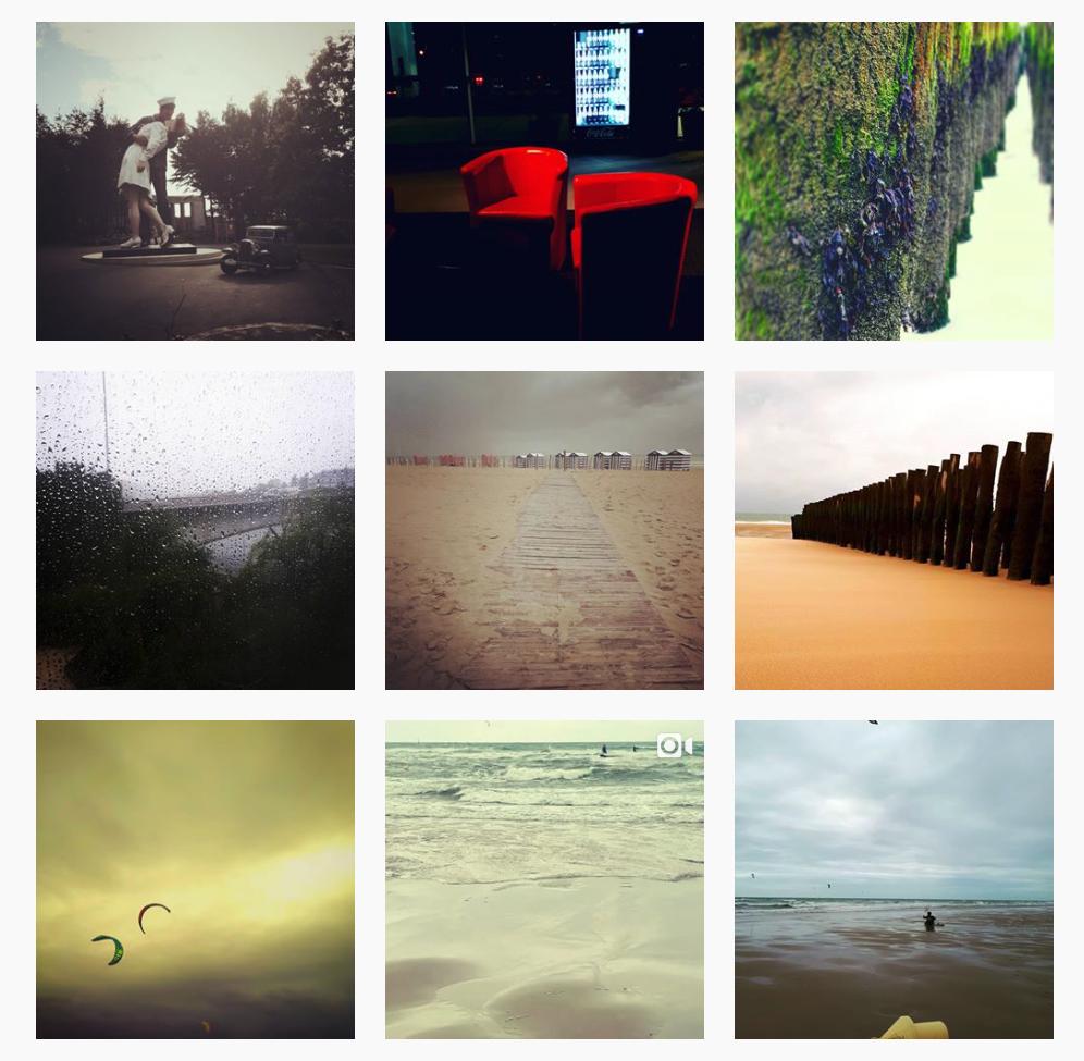 Instagram - Où l'instant se raconte...