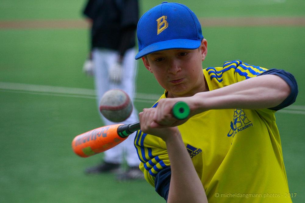 Baseball en Action
