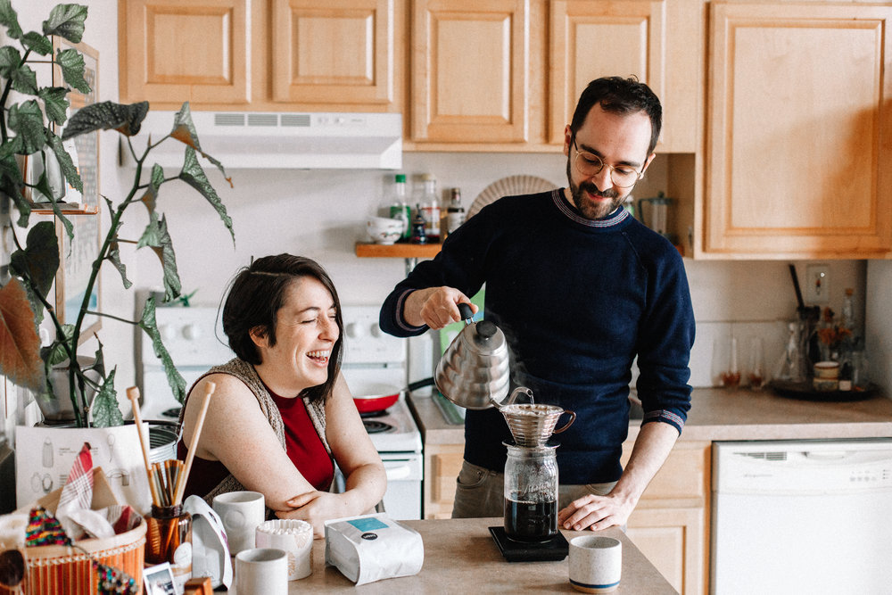 Kalita with Daniel & Holly -