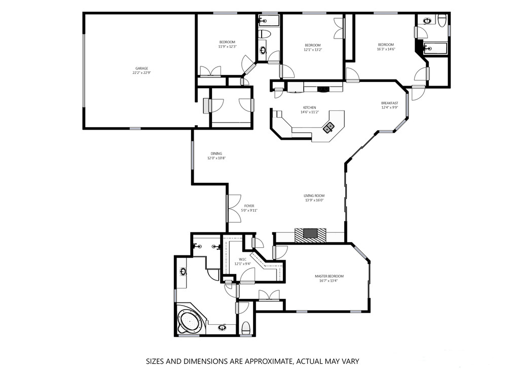 Classy 25 sample floor plans with dimensions decorating for 3d virtual tour house plans