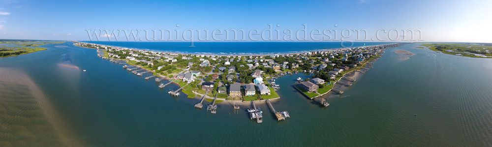South Topsail Beach Aerial Photography