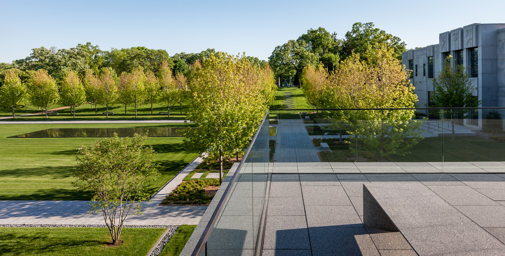 Halvorson design for Award winning landscape architects