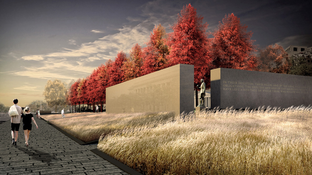 WWI Memorial Design Competition