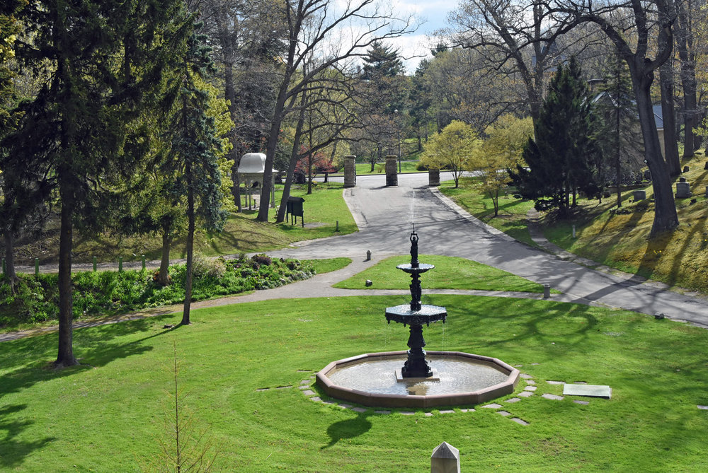 MOUNT HOPE CEMETERY MASTER PLAN