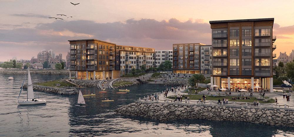 Living Shoreline Takes Shape in East Boston