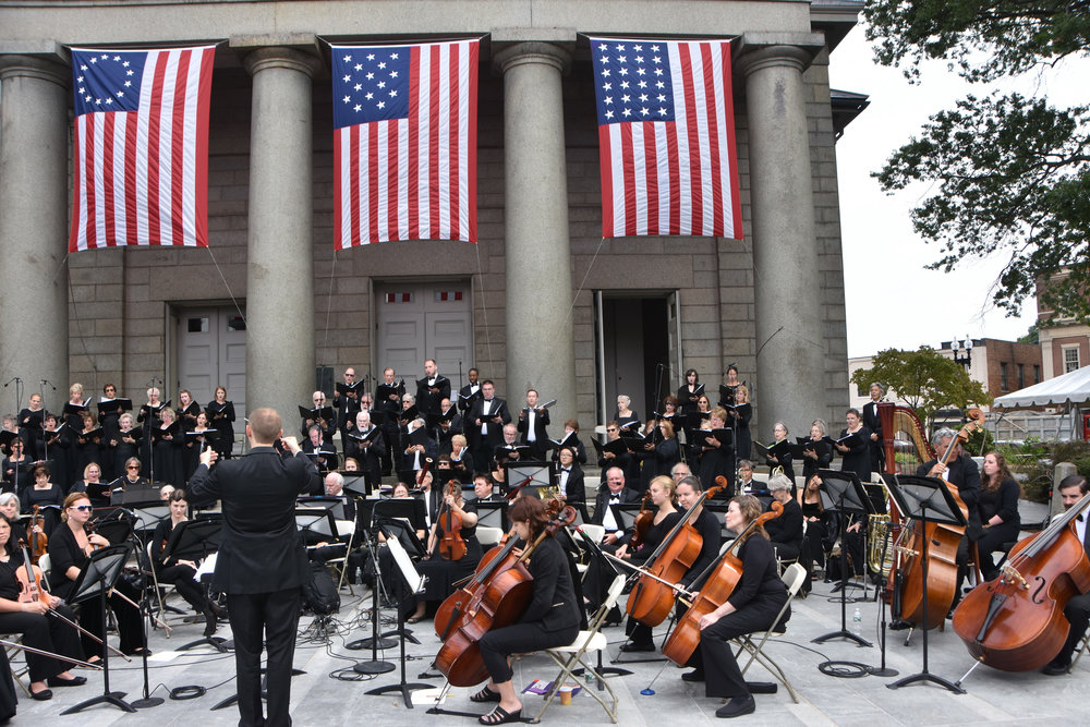 The Quincy Symphony Orchestra