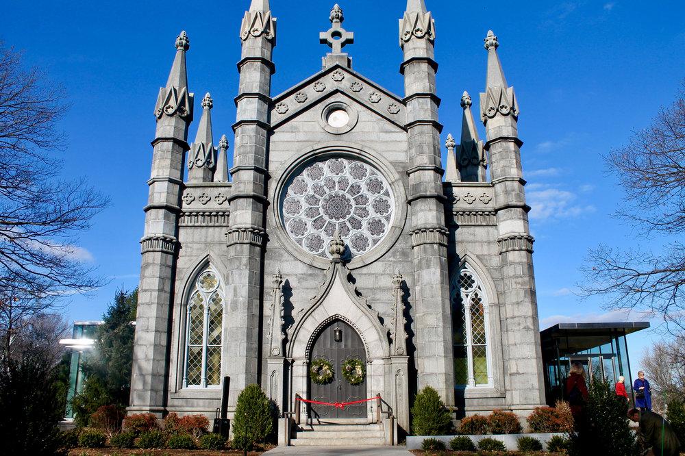 Photo courtesy of Mount Auburn Cemetery
