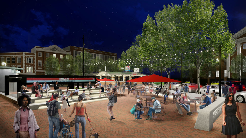 Reimagining the Heart of Harvard Square