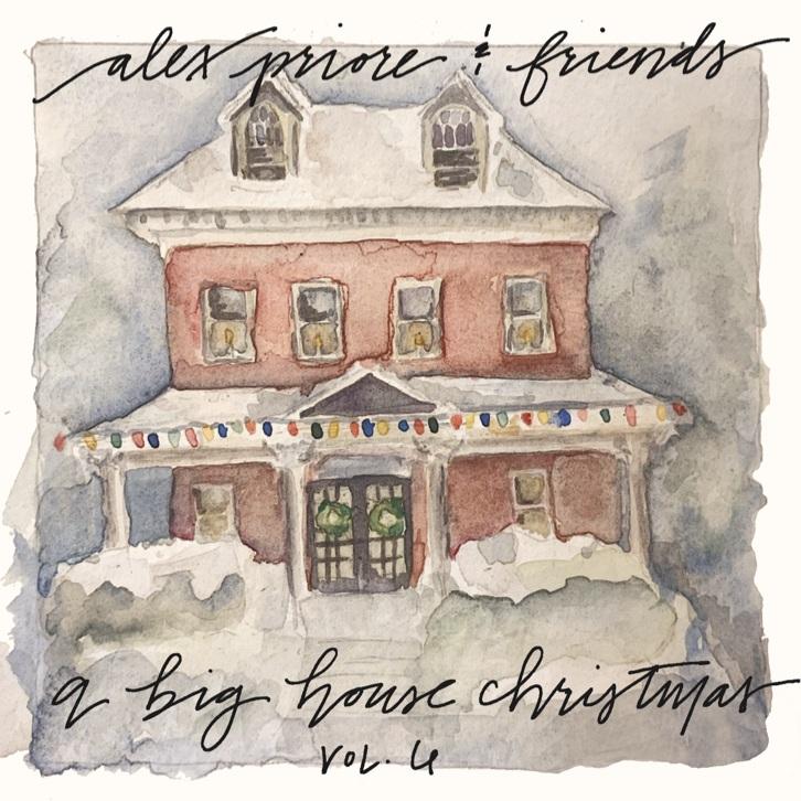 A Big House Christmas - Alex Priore, 2018