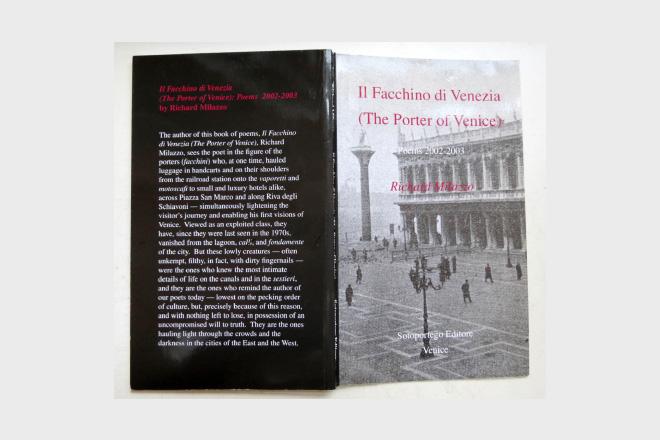Poetry Books Richard Milazzo