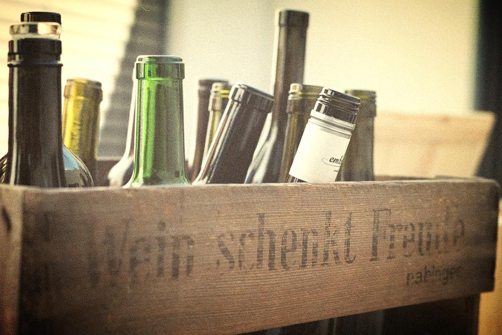 - Boîtes à vin -