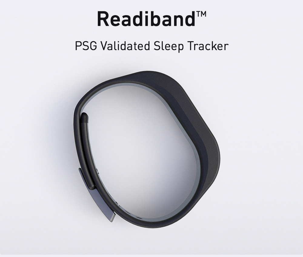 Readiband PSG-validated sleep tracker