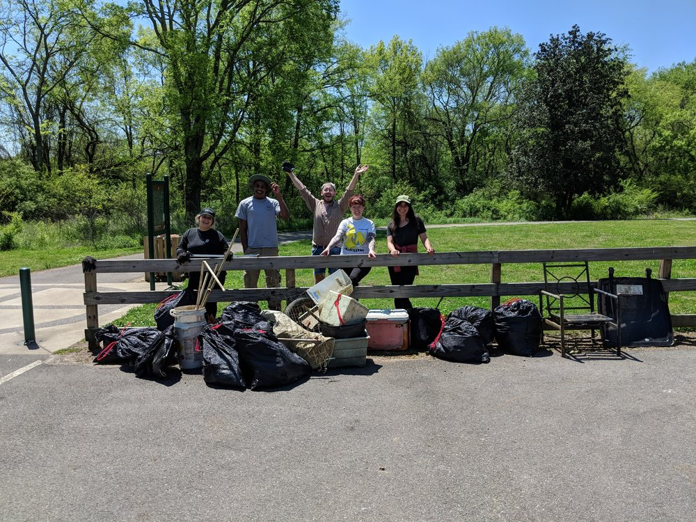 05.18 Postmates Cleanup of Drake Branch