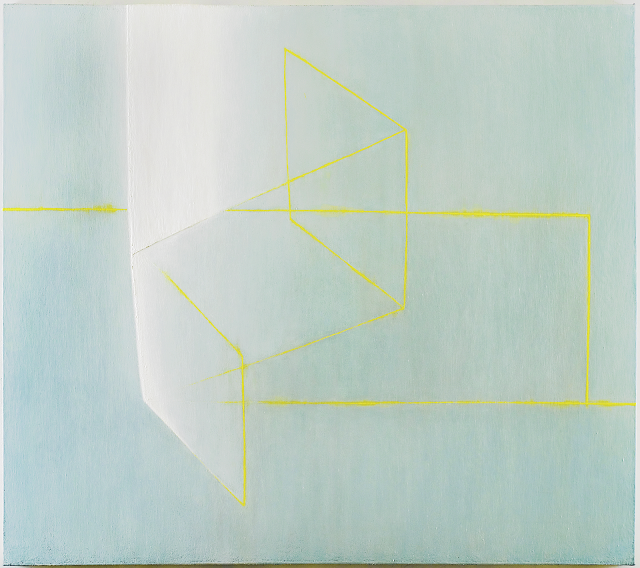 White Light, 2003–04, oil on linen 65 x 74 in.