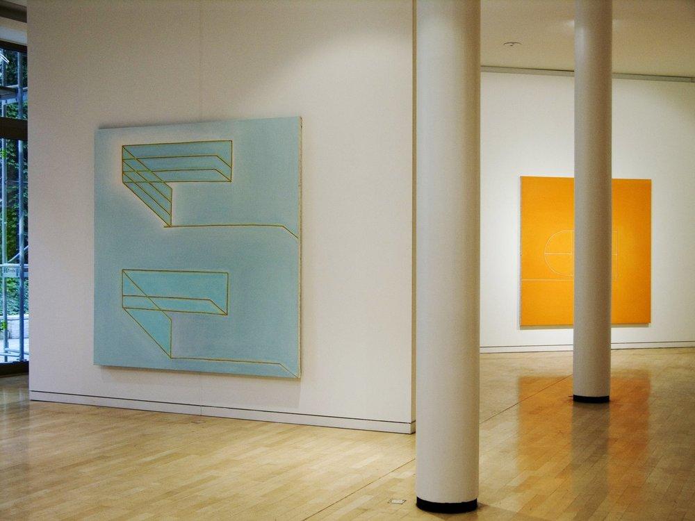 Baukunst Galerie, Koln : Solo show, 2008