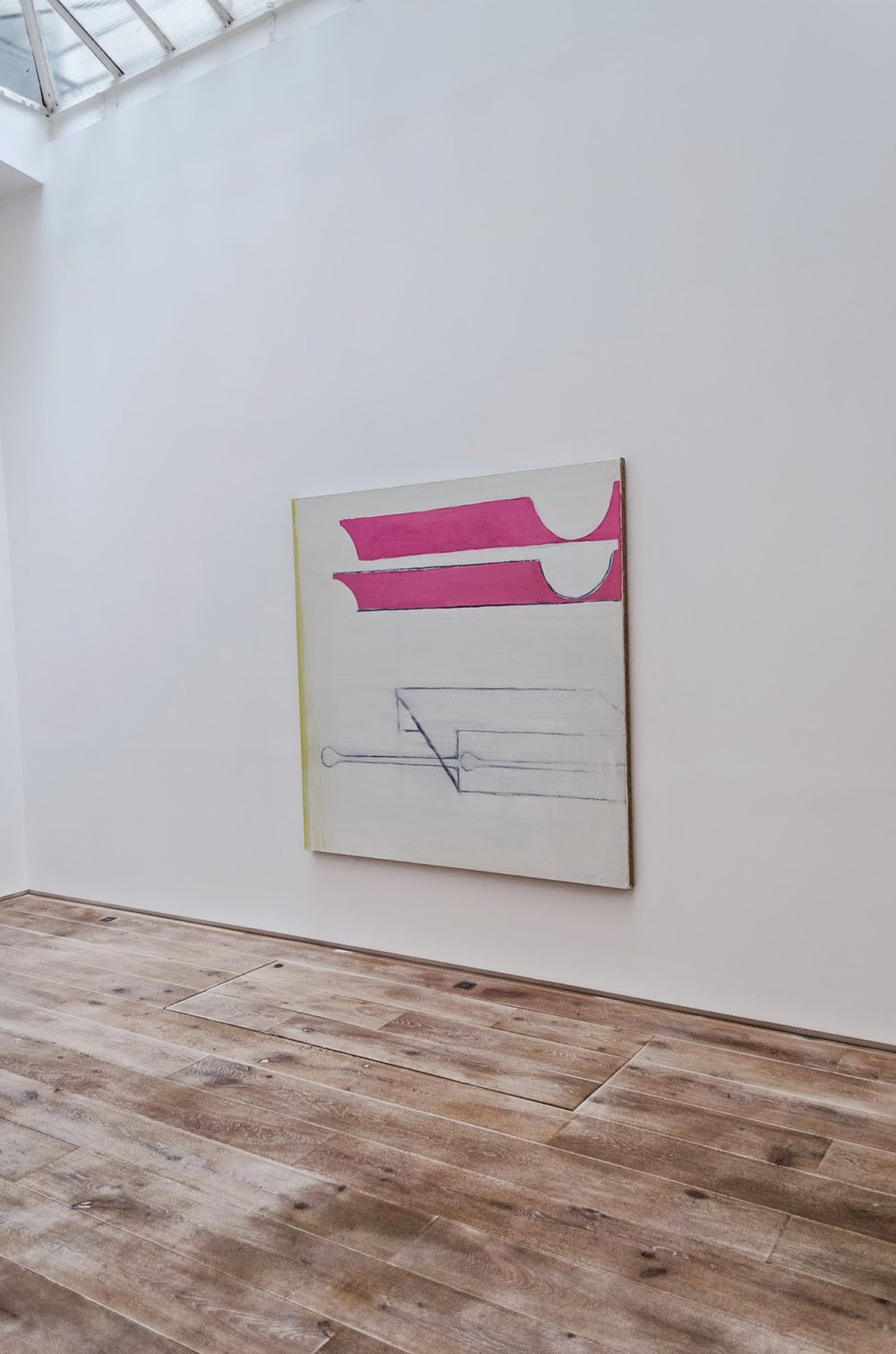 Galerie Eric Dupont, Paris: Solo show, 2014