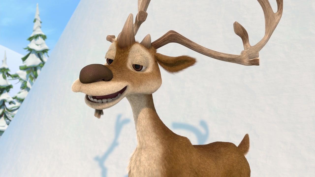 Ice Age Mammoth Christmas - 2011 — CAROLINE E. MUIR