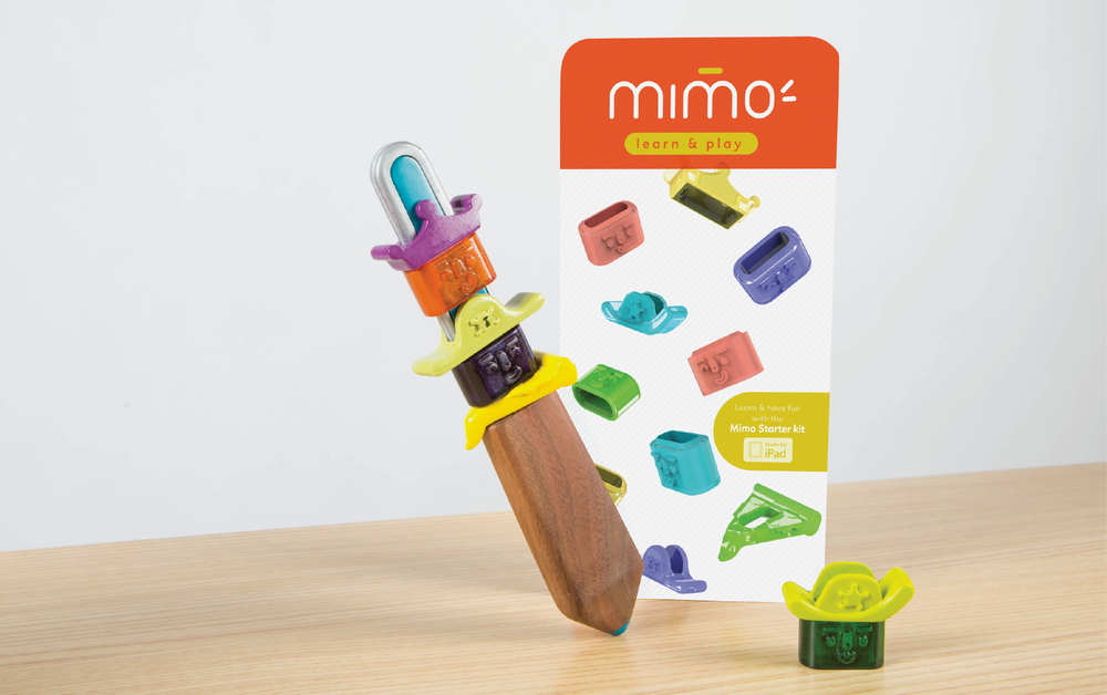 MIMO educational app & stylus design
