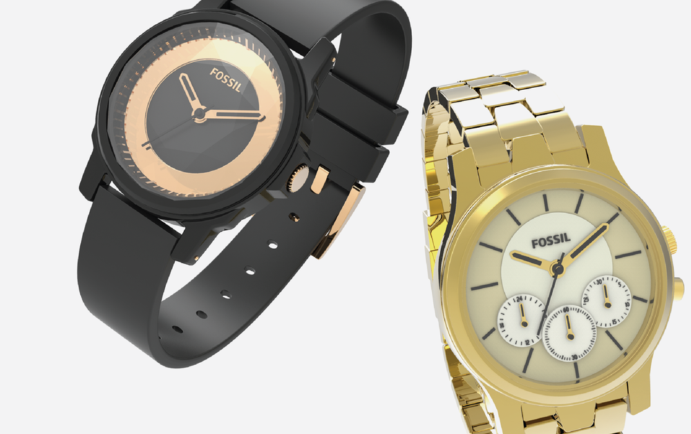 FOSSIL women watch line s/s 2015