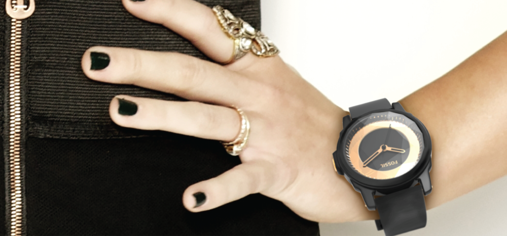 fossil - WOMEN WATCH LINE    |    SPRING / SUMMER 2015