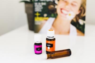 Joy, Orange essential oil recipes