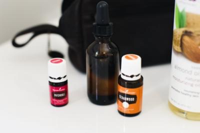 Mens beard essential oil recipe