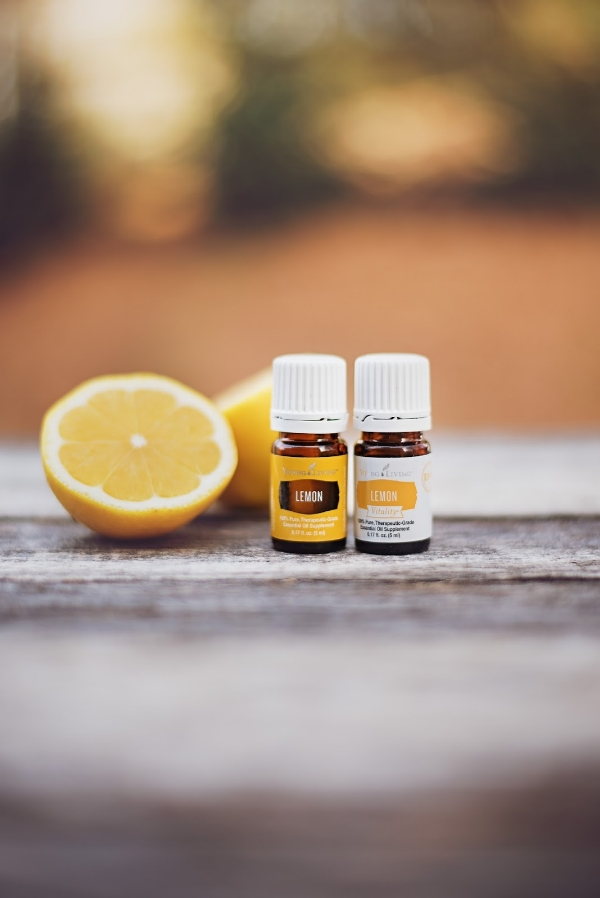 young living lemon essential oil, myrrhmaids