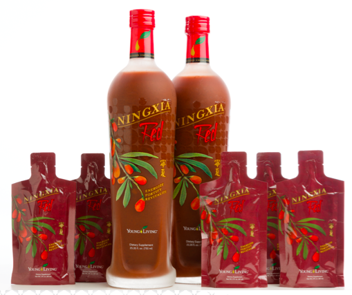 NingXia Red, myrrhmaids dive in
