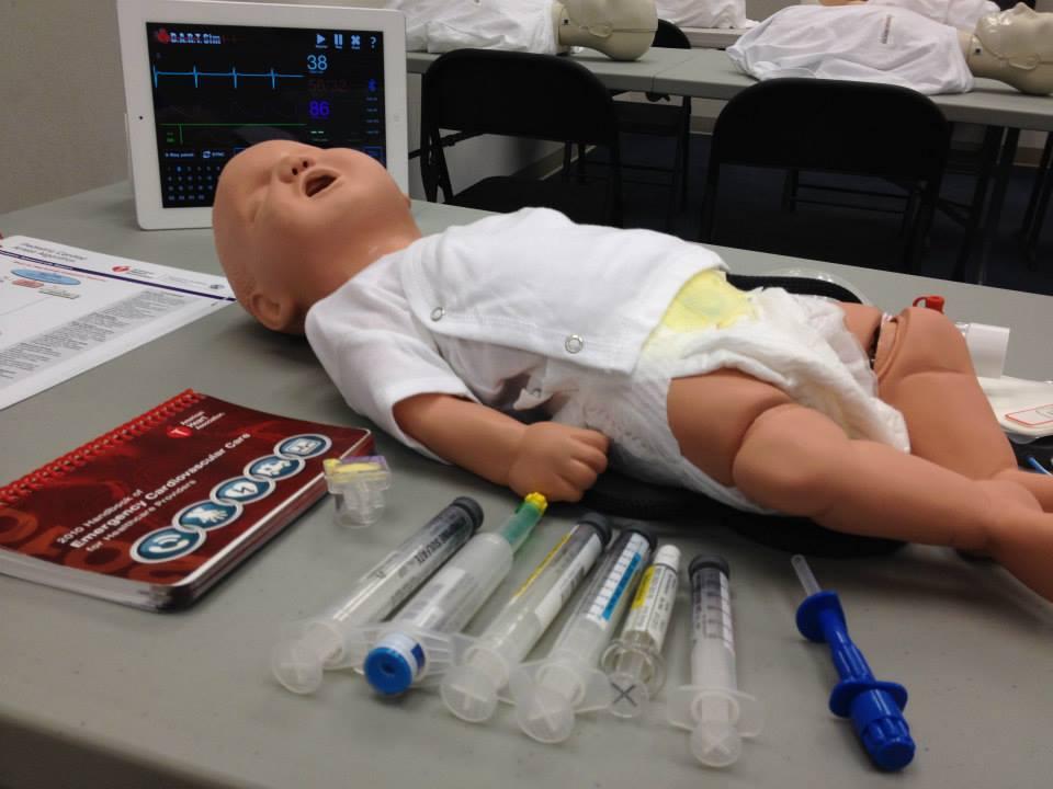 Pediatric Advanced Life Support Pals