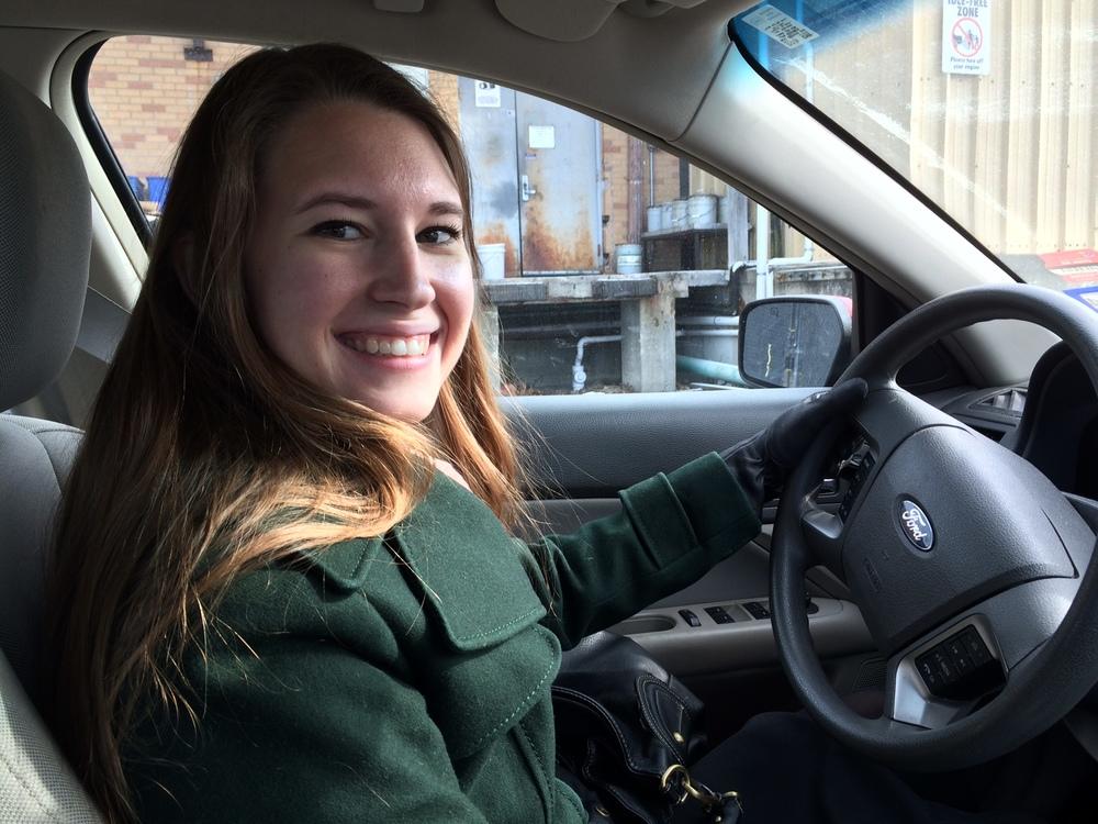 CarmaHop driver