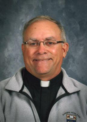 Father David Sabel, pastor