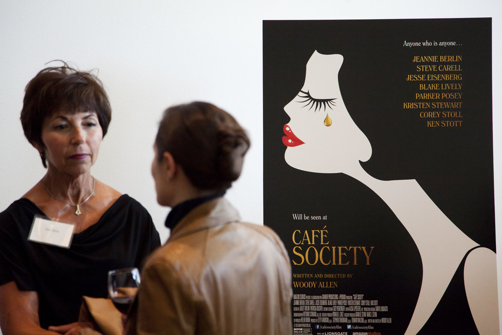 An Event for Cafe Society