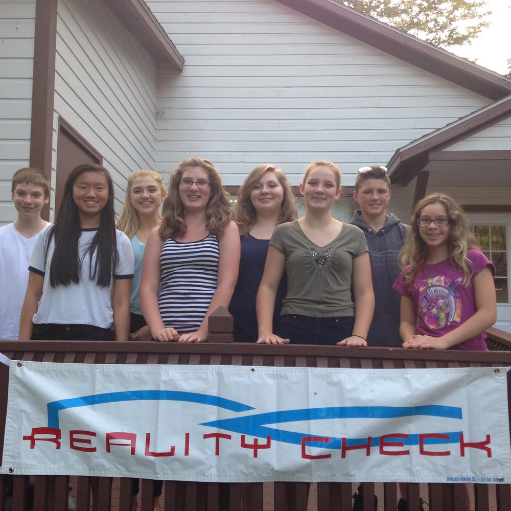 Madison, Oneida, Herkimer Counties Youth Leadership Retreat