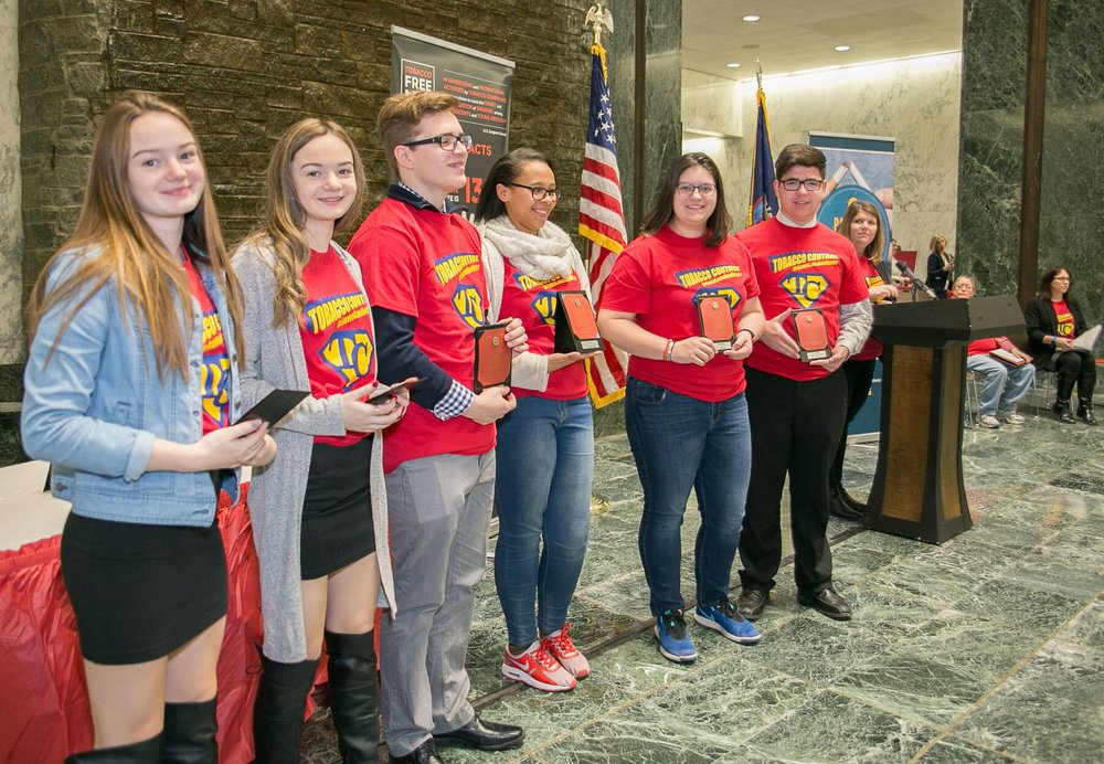 - Youth Advocate of the Year Award Runners-Up in no order Isaac Snitkoff, Heather Chatt, Heidi Chatt, Nicholas Doxey, Keonna Browne, Kelsey Gibbons, and Kathryn Wojsiat.