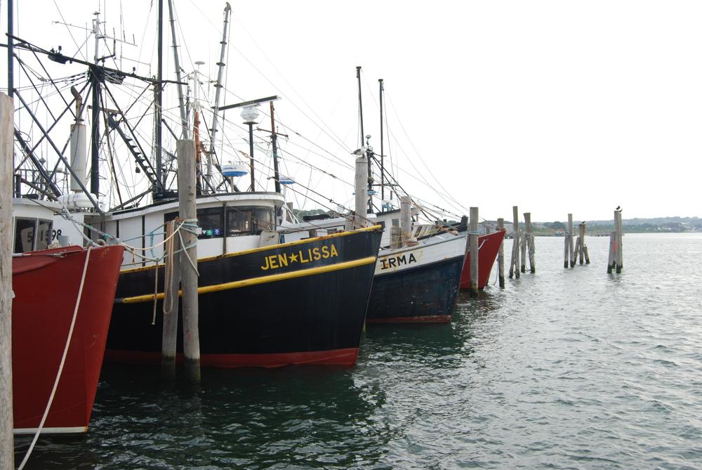 Montauk Trawlers