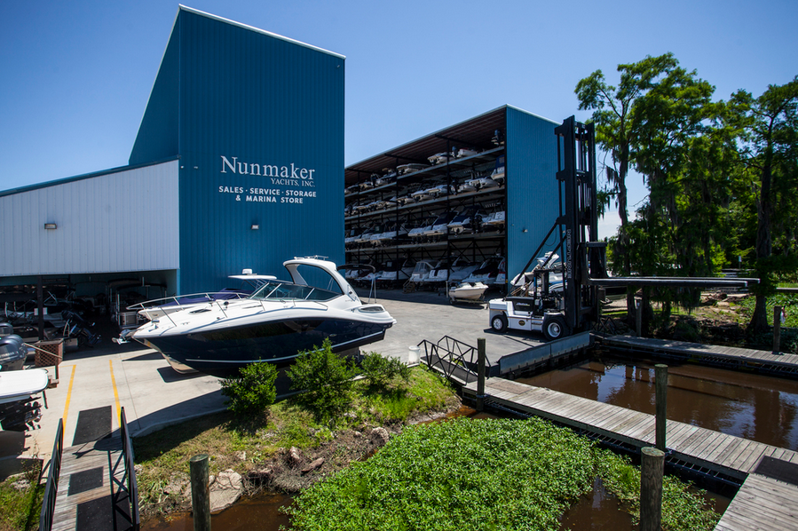 View the Nunmaker Yachts Project