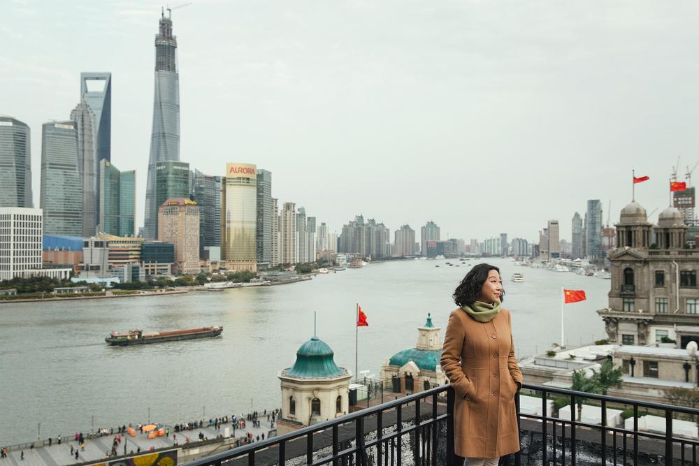 Writer Danyan Chen