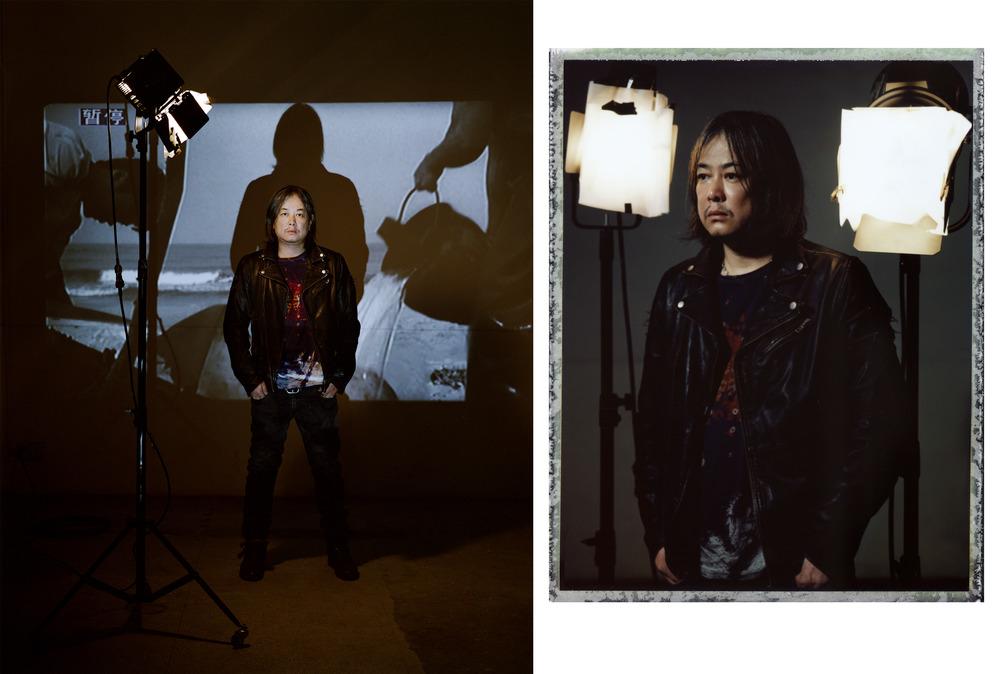 Film maker Yang Fudong