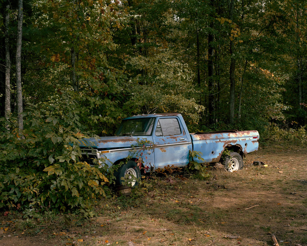 Dusty Mile scrapyard, VA