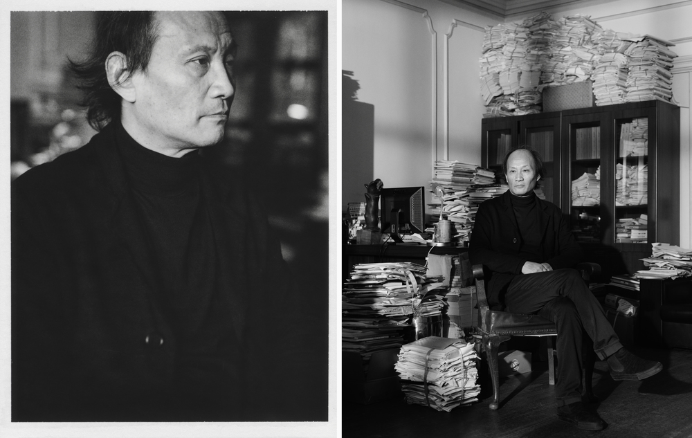 Writer Jin Yucheng