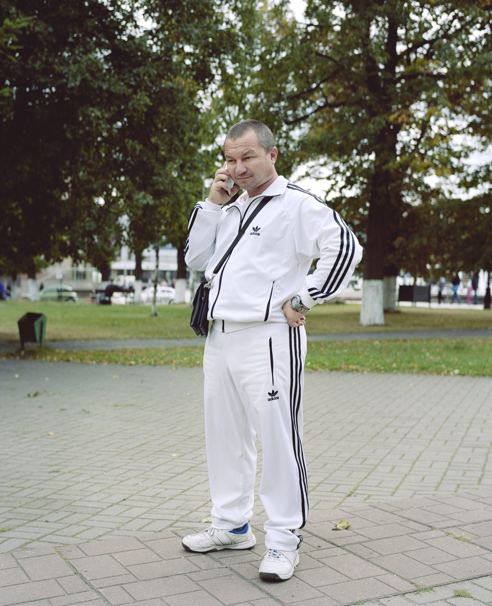 Sailor Vladimir Andrievkij, Kaliningrad