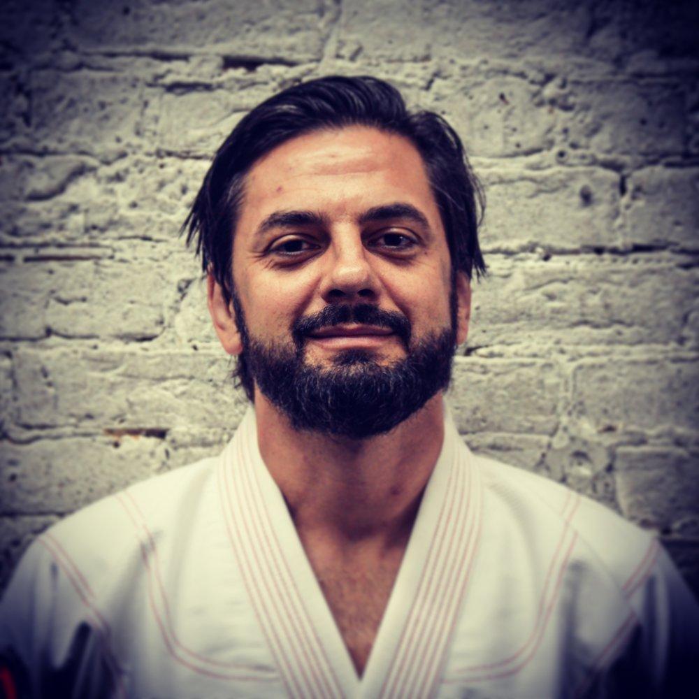 MISHO CEKO - Brazilian JIu-Jitsu Black Belt